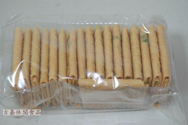 【吉嘉食品】香菜餅 1盒300公克 [#1]{3140}