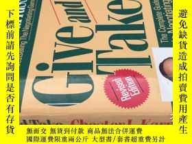 二手書博民逛書店Give罕見and take(英文)Y20113 Chester