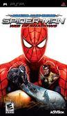 PSP Spider-Man: Web of Shadows 蜘蛛人:黯黑之網(美版代購)