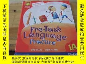 二手書博民逛書店pre-task罕見language practice 1AY1
