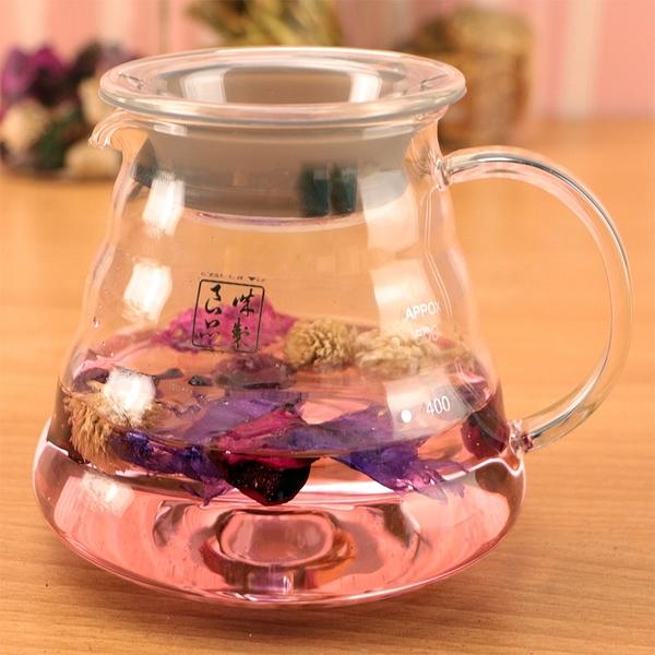 Artist精選 耐熱玻璃雲朵咖啡壺650ml(MF0362)