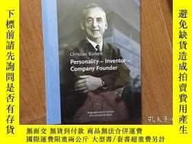 二手書博民逛書店Personality---Inventor---Company