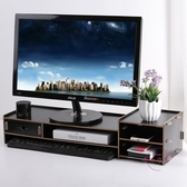 熒幕架 筆記本筆電顯示器增高架子底座屏辦公室桌面收納盒辦公用品置物架【快速出貨】