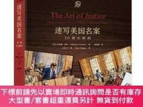 全新書博民逛書店速寫美國名案:30場大審判:aneyewitness view of thirty infamous trials