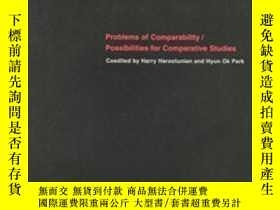二手書博民逛書店Problems罕見Of Comparability possibilities For Comparative