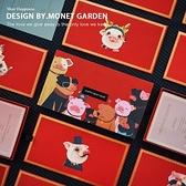 紅包袋 2019新款新人結婚用紅包定制婚禮豬年卡通壓歲紅包