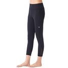 【MACACA】髖骨固定美臀fit七分褲 - ASE6581(黑)(瑜伽/健身/有氧運動/輕度運動)