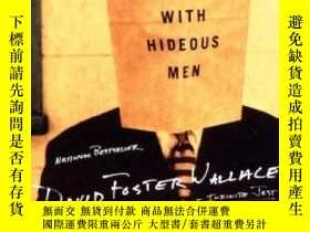 二手書博民逛書店Brief罕見Interviews With Hideous MenY362136 David Foster