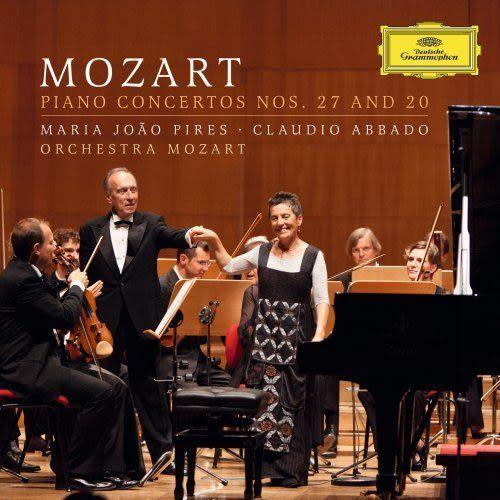 皮耶絲 莫札特:第二十七 二十號鋼琴協奏曲 CD  (音樂影片購)