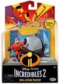 特價 迪士尼皮克斯 動畫電影 超人特攻隊2 INCREDIBLE 任務場景組W1 TOYeGO 玩具e哥