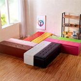 多功能換鞋凳創意收納箱可坐成人沙發凳長方形置物凳子家用儲物柜