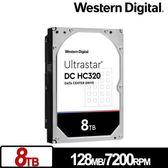WD Ultrastar DC HC320 8TB 3.5吋企業級硬碟