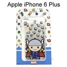 復仇者聯盟Q版透明軟殼 [雷神] iPhone 6 Plus / 6S Plus (5.5吋)【正版授權】