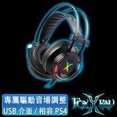 [富廉網]【FOXXRAY】狐鐳 FXR-SAU-12 百舌響狐 USB電競耳機麥克風
