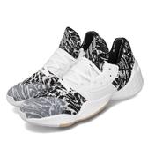 adidas 籃球鞋 Harden Vol.4 GCA 白 黑 餅乾奶油 男鞋 哈登 【PUMP306】 EF1262