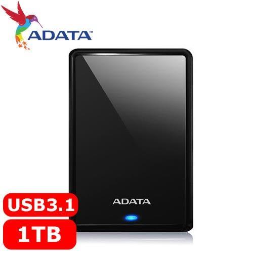 ADATA威剛 HV620S 1TB(黑) 2.5吋行動硬碟
