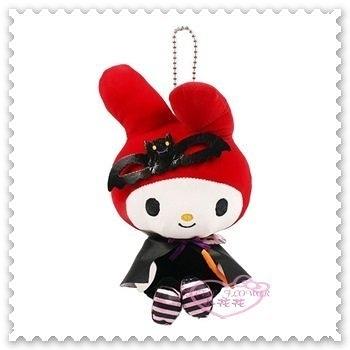 ♥小花花日本精品♥《Melody》美樂蒂 吊飾 掛飾 包包掛飾 娃娃 萬聖節限定 節慶限定娃娃 50116607