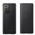 【免運費】SAMSUNG Galaxy Z Fold2 原廠皮革翻頁式皮套【黑】