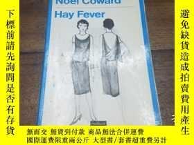 二手書博民逛書店Noel罕見CowardY270271 Hay Fever ME