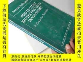 二手書博民逛書店Protecting罕見Biotechnology Invent