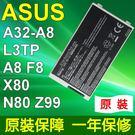 ASUS 高品質 A32-A8 白色 日系電芯 電池 適用筆電 F8Sp F8Sr F8Sv F8Tr F8Tr F8Va F8Vr