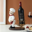 紅酒架 紅酒架客廳餐廳桌面酒瓶收納擺件現代酒櫃酒架【快速出貨】