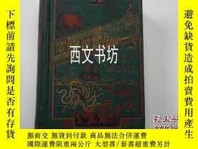 二手書博民逛書店【罕見】1889年出版《世界奇觀》 Marvelous Wond