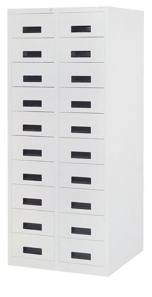 612-2 統一發票專用櫃20屜 W60×D40×H141公分