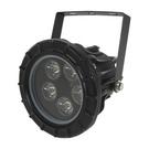 LED 5珠圓形投射燈(暖白光)