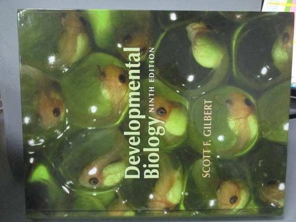 【書寶二手書T5/大學理工醫_YFE】Developmental Biology_Gilbert, Scott F.