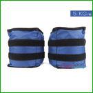尼龍沙包5公斤(負重沙袋/重力沙包/手沙包/重力鐵沙/負重/台灣製造)