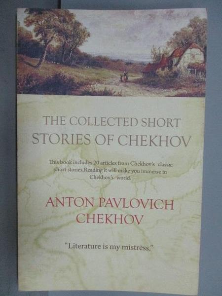 【書寶二手書T4/原文小說_PPT】The Collected Short Stories of Chekhov