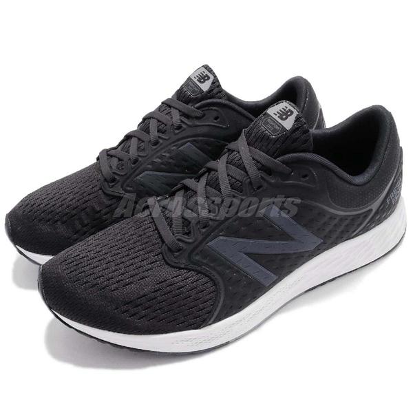 【六折特賣】New Balance 慢跑鞋 MZANTBY4 2E 寬楦頭 黑 白 男鞋 輕量跑鞋 運動鞋 【PUMP306】 MZANTBK42E