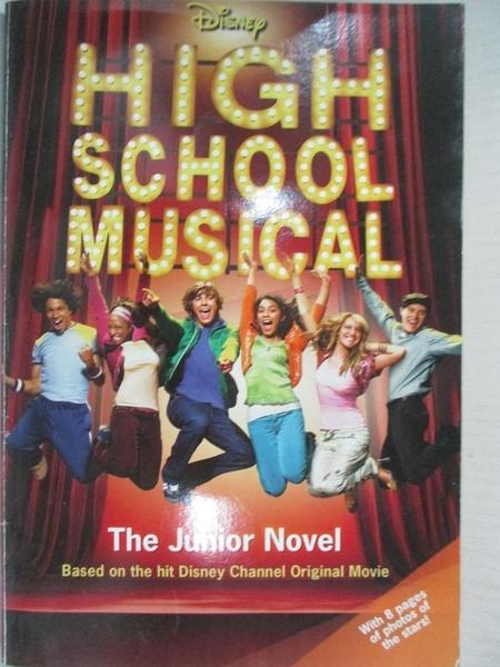 【書寶二手書T1/原文小說_IMN】High School Musical_Grace, N. B.