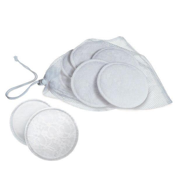 【奇買親子購物網】AVENT 可洗式乳墊 (6片裝附洗衣袋)