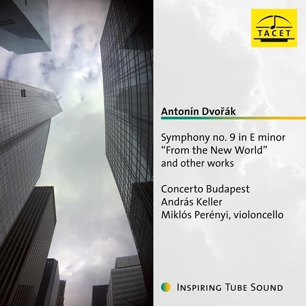 【停看聽音響唱片】【CD】安德拉斯凱勒:德弗札克第九號交響曲、斯拉夫舞曲、Silent Wood、Rondo