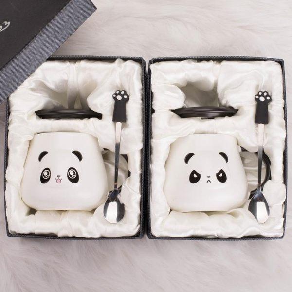 禮盒裝卡通用心的特別送男女朋友情侶同學老婆生日禮物禮品實用精美禮盒 快速出貨