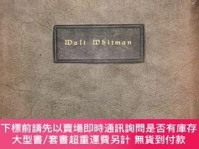 二手書博民逛書店Roycrofter精品:The罕見Essay on Walt Whitman 羅伯特·路易斯·史蒂文森《論惠特曼