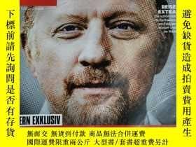 二手書博民逛書店stern罕見明星雜誌 2017年10月5日 德語雜誌Y42402