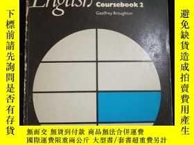 二手書博民逛書店Success罕見witbEnglish The Penguin Course Coursebook 2 Geof
