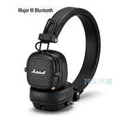 平廣 Marshall MAJOR III Bluetooth 黑色 藍芽耳機 台灣公司貨保1年送袋 藍芽版 3代 三代