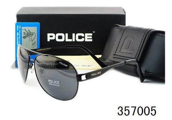 偏光太陽眼鏡 男 POLICE警察 抗UV400 戶外釣魚眼鏡【潮咖範兒】