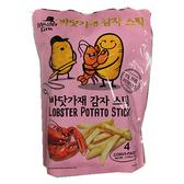 馬來西亞金大師薯條_龍蝦風味72g【愛買】