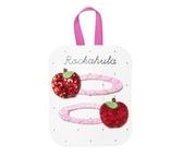 英國 Rockahula Kids 髮夾 - 小蘋果