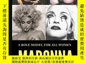 二手書博民逛書店Madonna:罕見A Role Model for All Women.: A Mix of Talent, D
