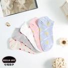 【正韓直送】滿版水果短襪 韓國襪子 船襪...