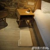 智慧地毯懶人音樂鬧鐘創意大聲學生個性數字臥室床頭電子靜音時鐘ATF 萬聖節鉅惠