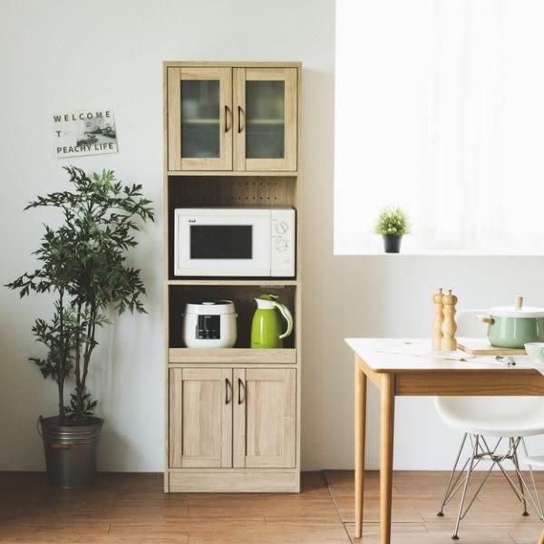 廚房櫃 櫥櫃 餐廚櫃 廚房架 餐具櫃【N0064】復古雙層180cm高窄廚房櫃(三色) 收納專科