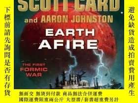 二手書博民逛書店Earth罕見AfireY256260 Orson Scott Card Tor Books 出版2013