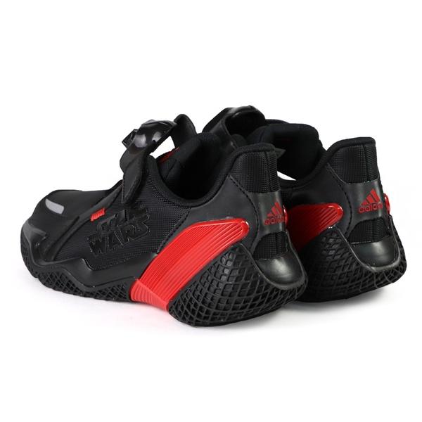 ADIDAS StarWars 星際大戰 黑武士 聯名 運動鞋 中大童 NO.R6105